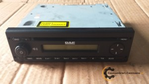 CD Player auto DAF