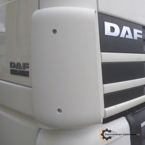 Deflector aer cabina partea dreapta DAF