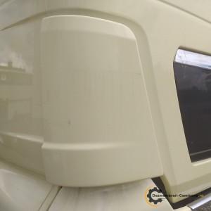 Deflector aer cabina partea dreapta MAN