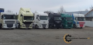 Piese camioane din dezmembrari MAN TGX