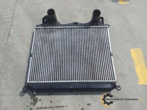 Radiator intercooler MAN