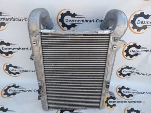 Radiator intercooler DAF